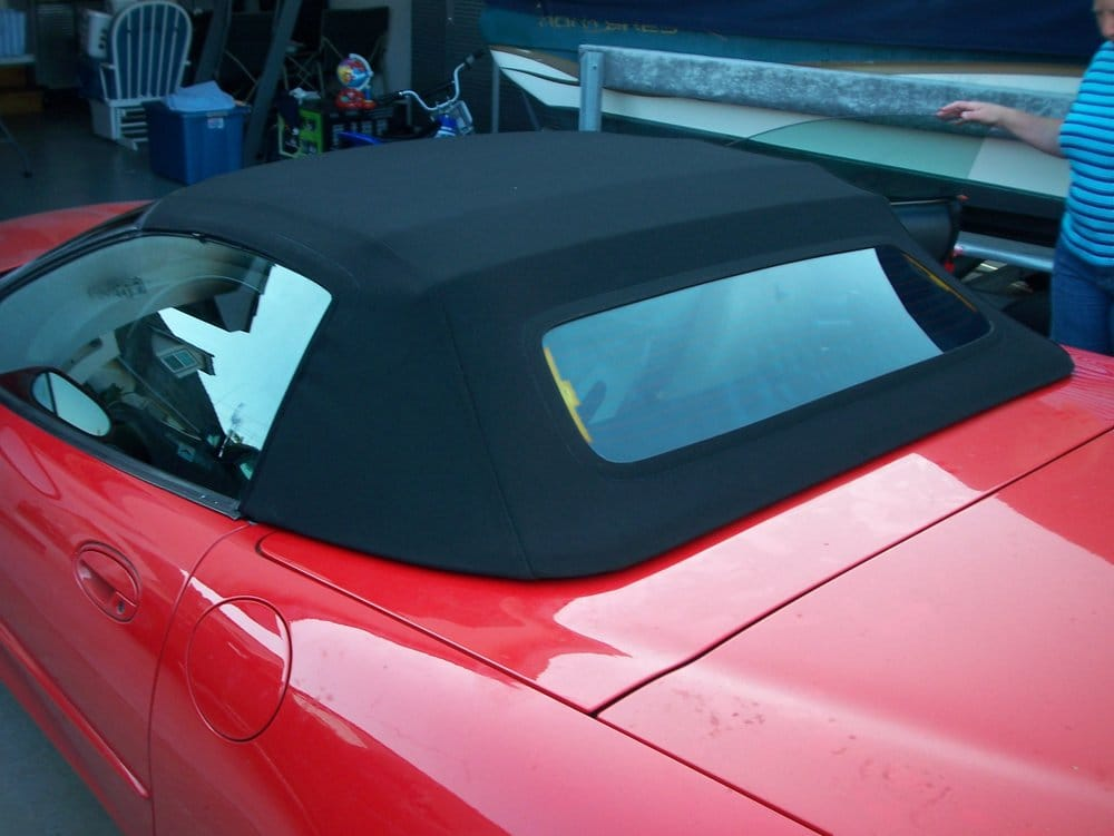 corvette convertible top install yelp. Black Bedroom Furniture Sets. Home Design Ideas