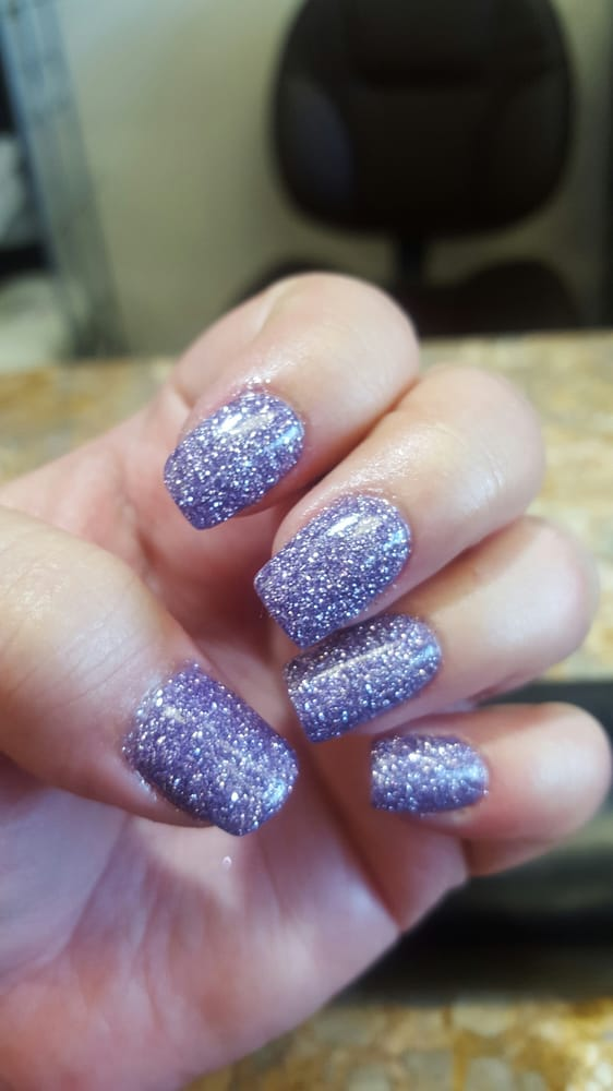 Photo Of Tracy S Nails Spa Las Vegas Nv United States Purple