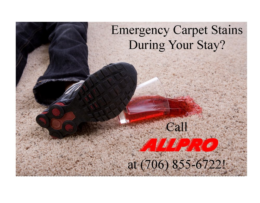 Allpro Restoration and Carpet Care Specialists: 199 Hightower Dr, Martinez, GA