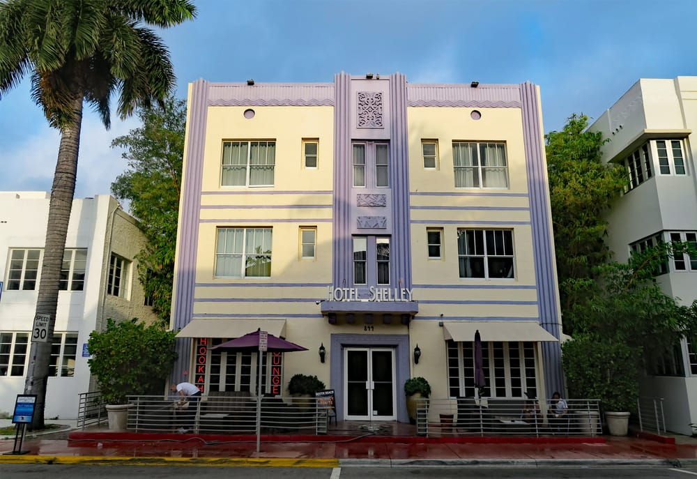 Photo Of Hotel Shelley Miami Beach Fl United States