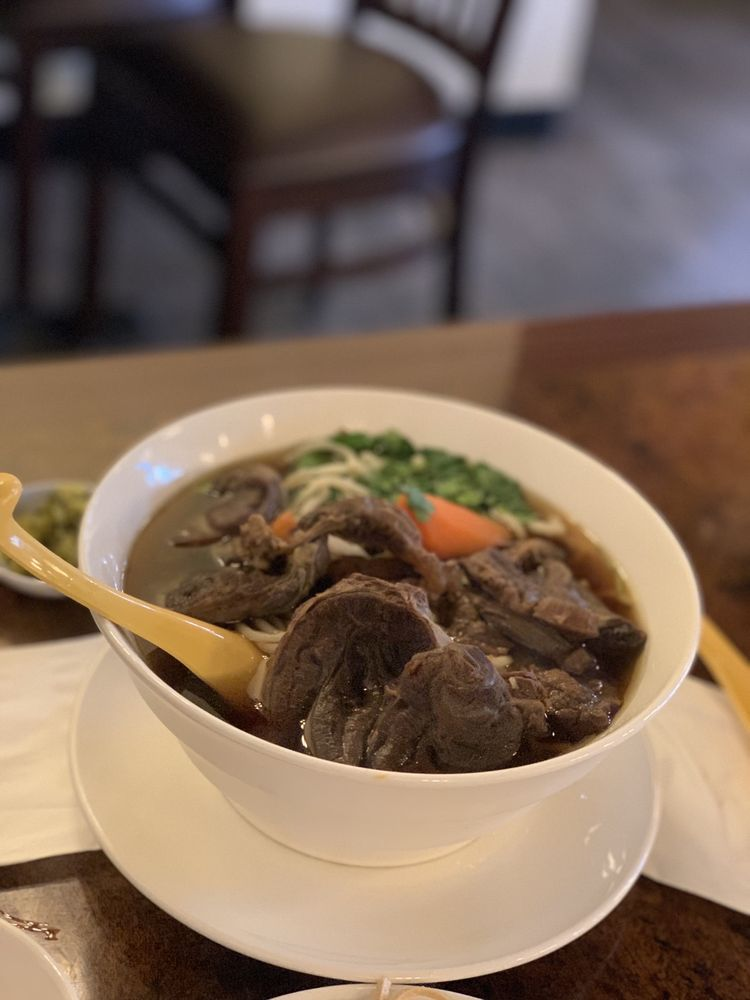 Food from Northern Noodle House 东北面馆