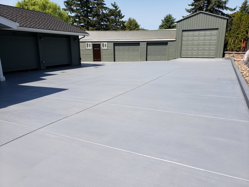 Oregon Concrete Resurfacing: Gervais, OR