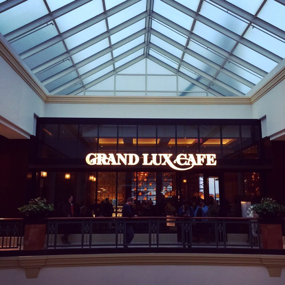 Grand Lux Cafe Careers King Of Prussia