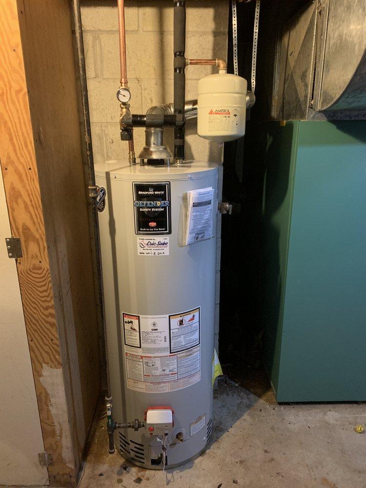 Eric Sabo Plumbing, Heating & Cooling: 10 Goodwin Rd, Canterbury, CT