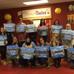 Painting With A Twist 47 Photos 16 Reviews Art Classes 1025
