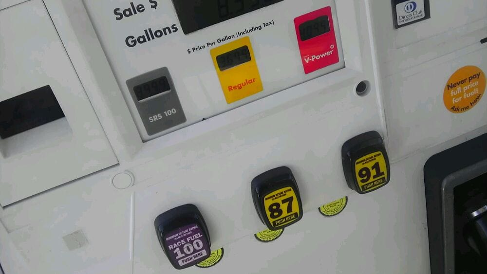 Fuel Near Me >> 100 Octane Race Fuel That Was A First For Me Yelp