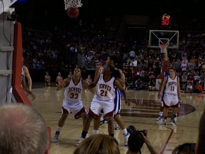 University Of Denver Pioneers Women's Basketball: 2240 Buchtel Blvd, Denver, CO