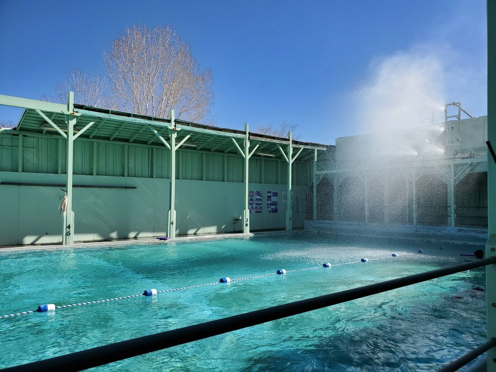 Keough's Hot Springs: 800 Keough Hot Springs Rd, Bishop, CA