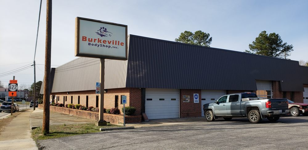 Burkeville Body Shop: 302 Second St NW, Burkeville, VA