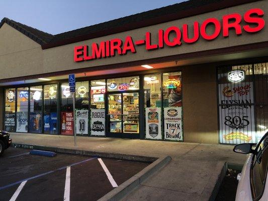 Elmira Liquors