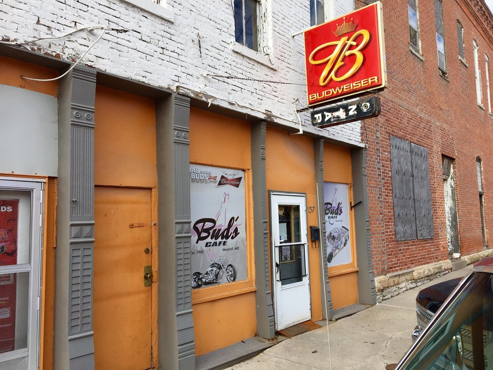 Bud's Cafe: 157 S Lafayette Ave, Marshall, MO