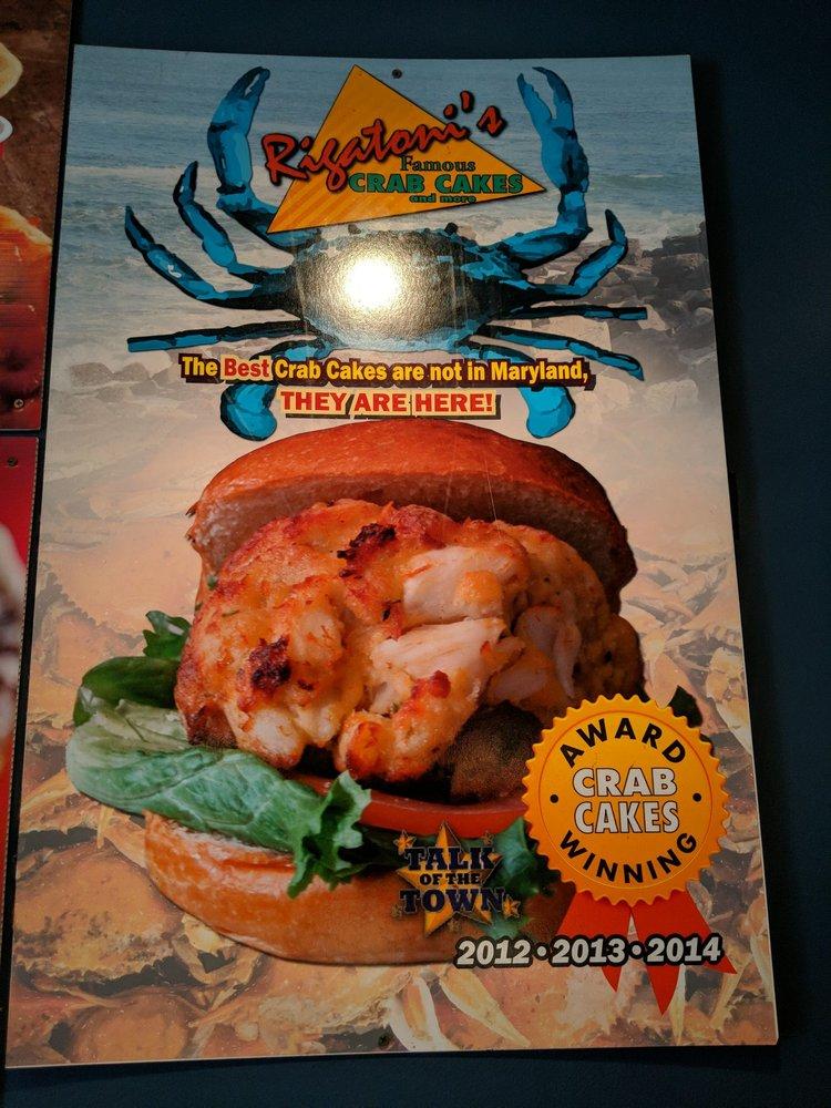 Famous Crab Cakes Prospect Park: 913 Lincoln Ave, Prospect Park, PA