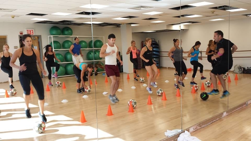 Dany Holdstein Two Worlds Dance & Fitness: 340 Wheatley Plz, Greenvale, NY