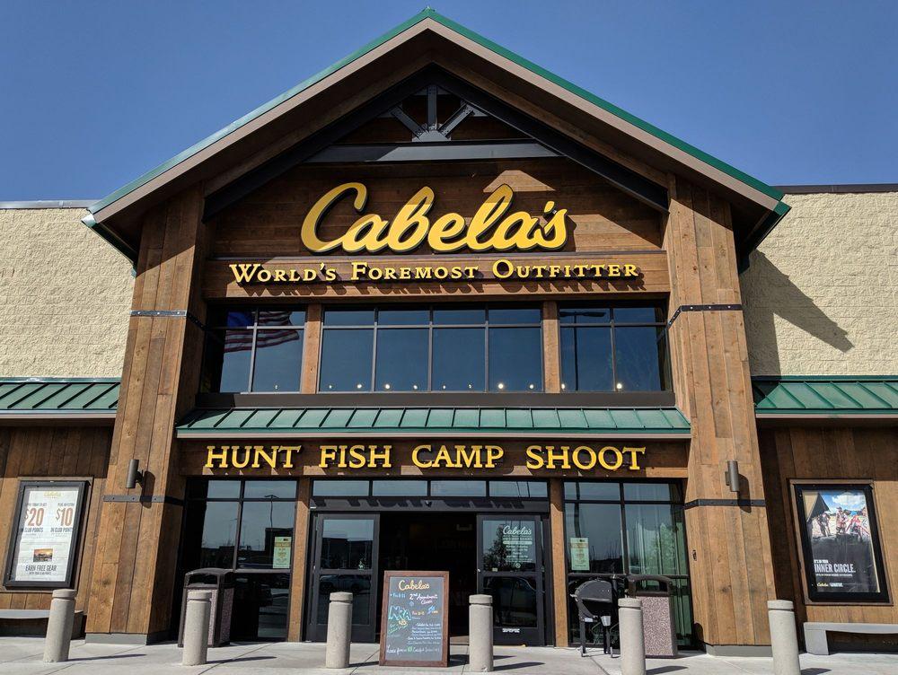 Cabela's: 6450-10 Desert Blvd, El Paso, TX
