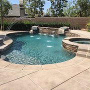 4u0027 Photo Of Pacific Pools U0026 Patios   Riverside, CA, United States.  Cantilever Coping