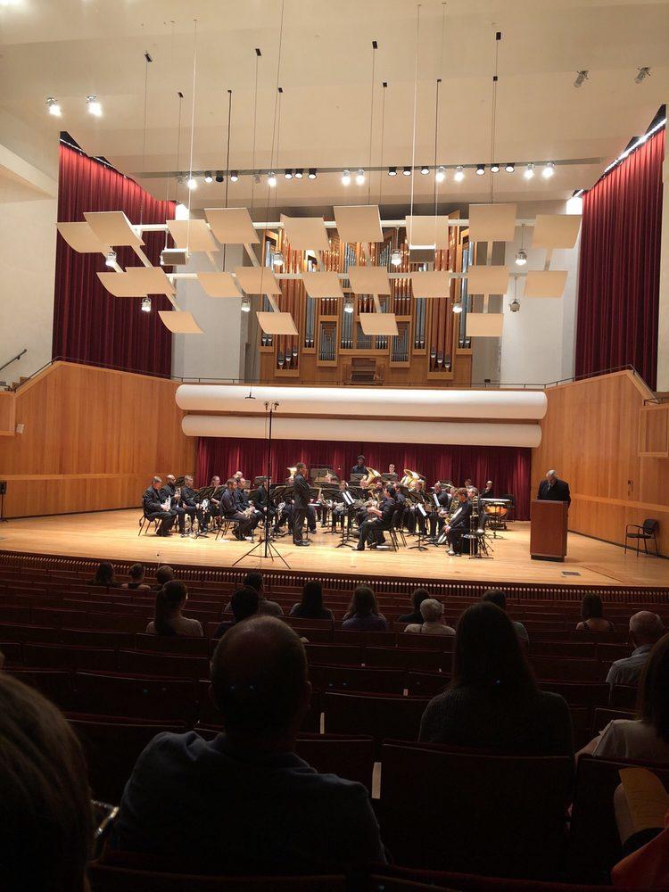 Margaret Comstock Concert Hall: 2301 S 3rd St, Louisville, KY