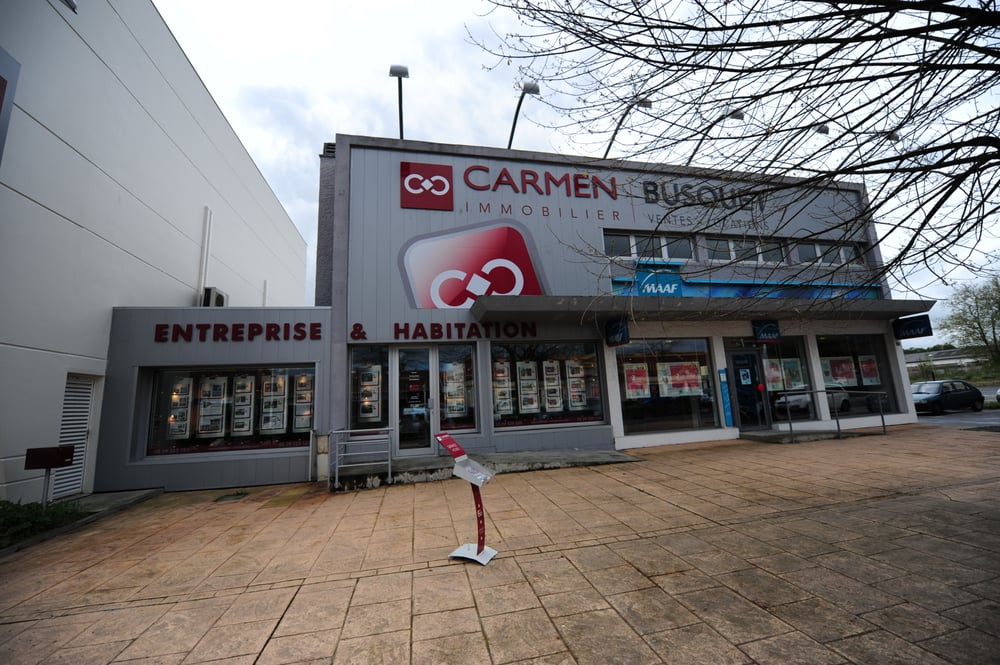 Carmen gestion anglet agence immobili re 60 avenue de for Agence immobiliere 5 cantons anglet
