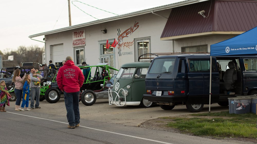 We help host a yearly cruise-in and swap meet for used parts  - Yelp