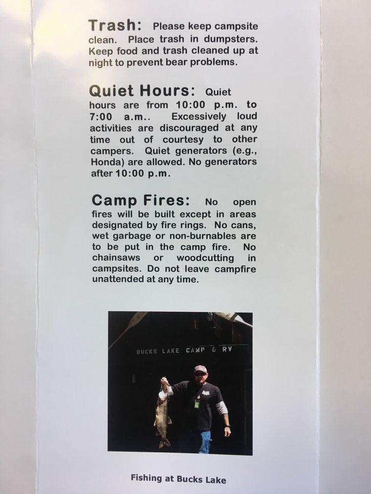 Bucks Lake Campground: 280 Bucklin Rd, Bucks Lake, CA