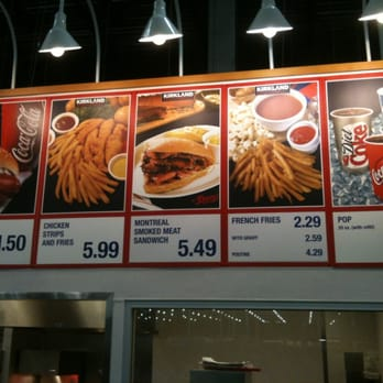 Costco Richmond Food Court Phone Number