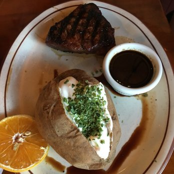 Photo Of Chuck S Steak House Myrtle Beach Sc United States Sirloin