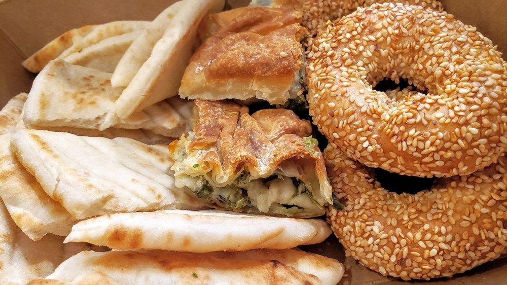 Food from Souvlaqueria