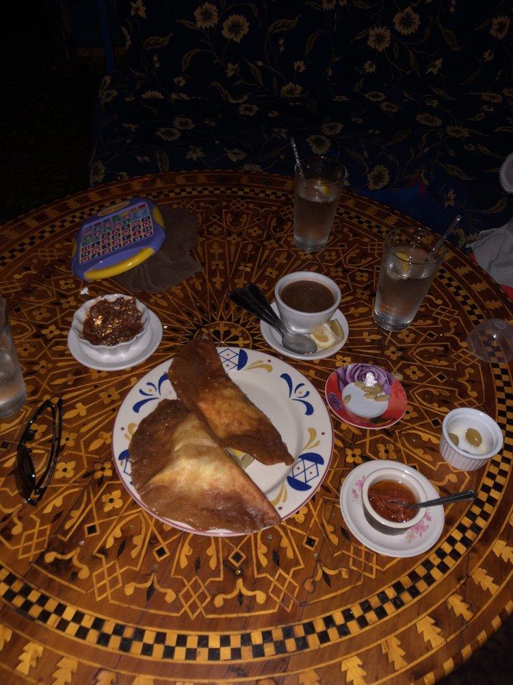 Moun Of Tunis Restaurant: 7445 1/2 W Sunset Blvd, Los Angeles, CA