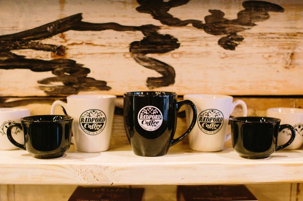 Radford Coffee Company: 333 W Main St, Radford, VA