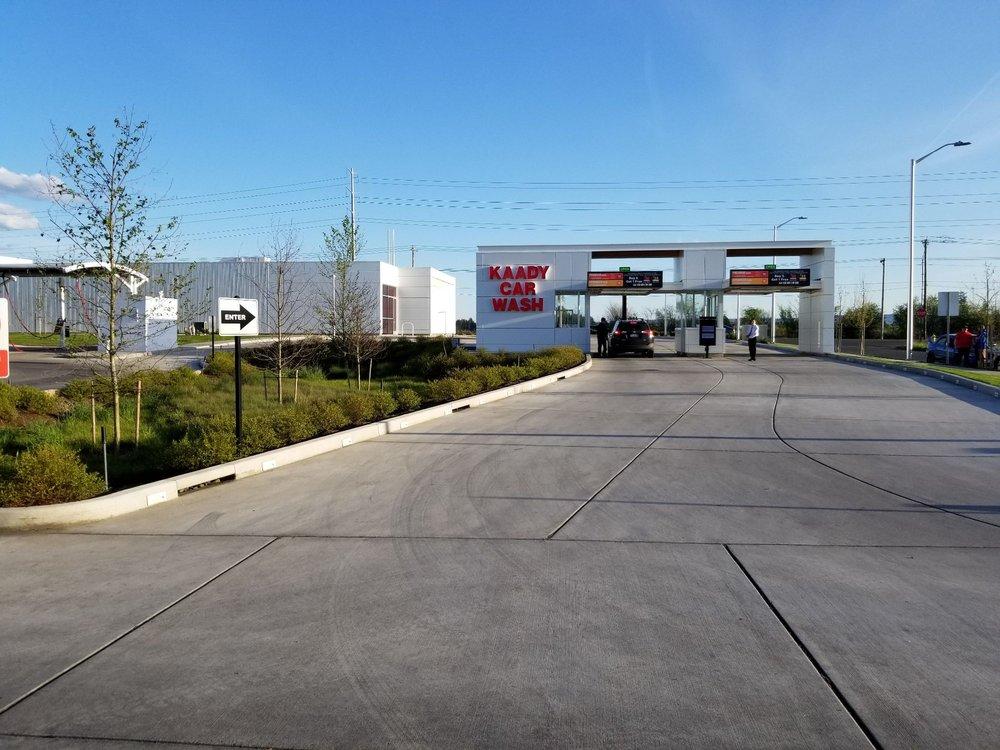 Kaady Car Wash: 2900 SE 70th Ave, Hillsboro, OR