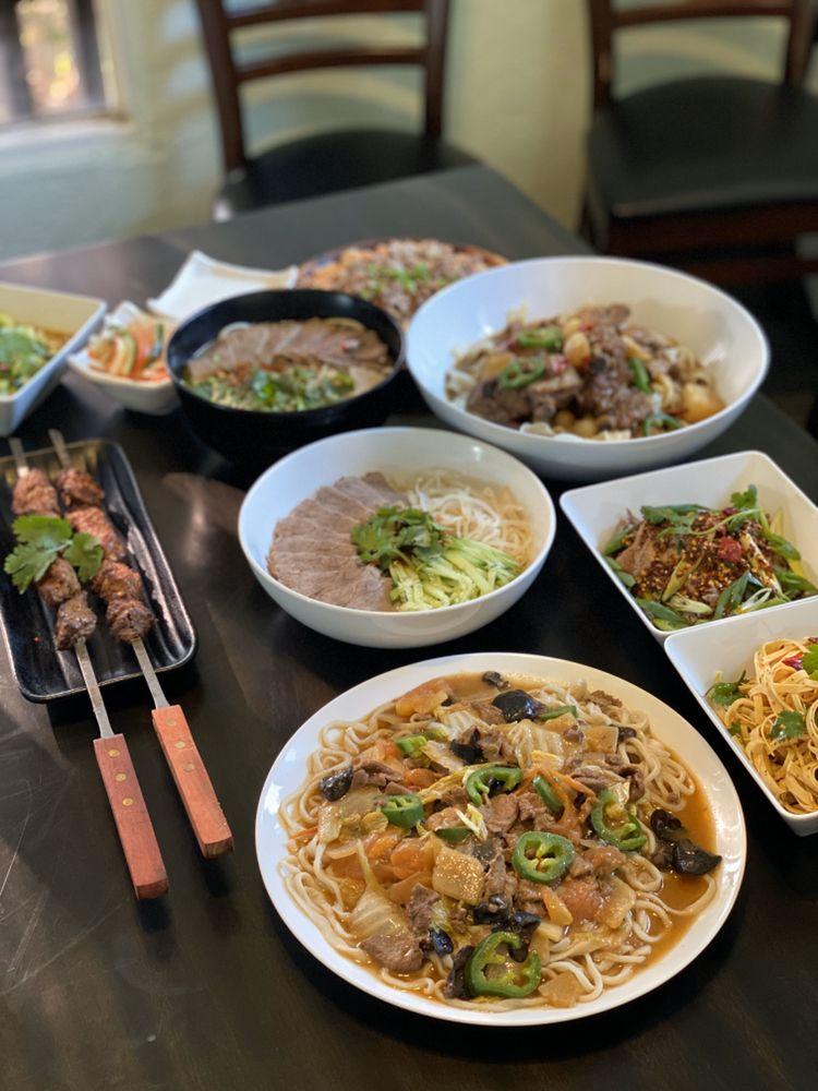 Küsan Uyghur Cuisine: 1516 N 4th St, San Jose, CA