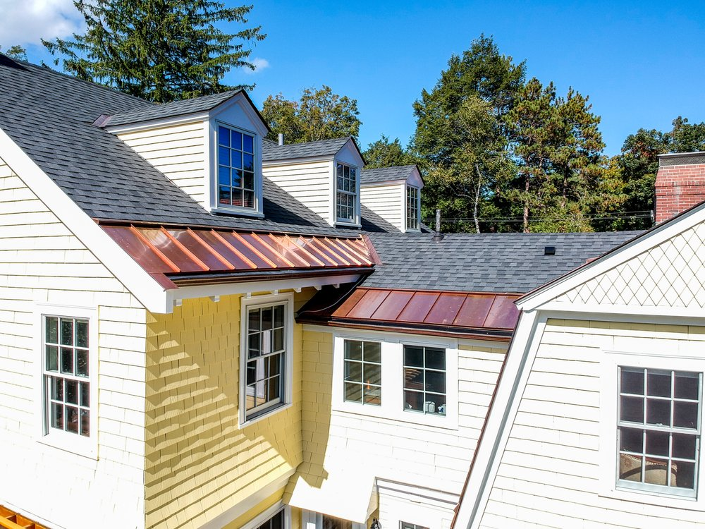 REI Roofing: 670 S Franklin St, Holbrook, MA