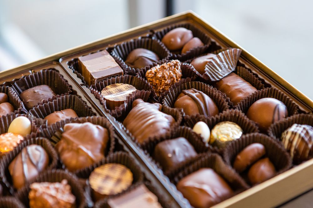 Gorant Candies: 8264 E Market St, Warren, OH