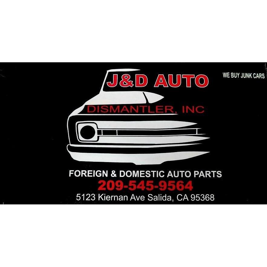 J & D Auto Dismantler - Junkyards - 5123 Kiernan Ave, Salida, CA ...