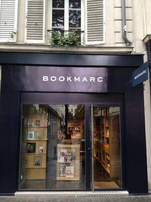 Bookmarc Paris - Marc Jacobs - CLOSED - Bookstores - 17 place du ... bed38648befb