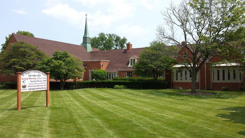 St. Gregory's Episcopal Church: 815 Wilmot Rd, Deerfield, IL