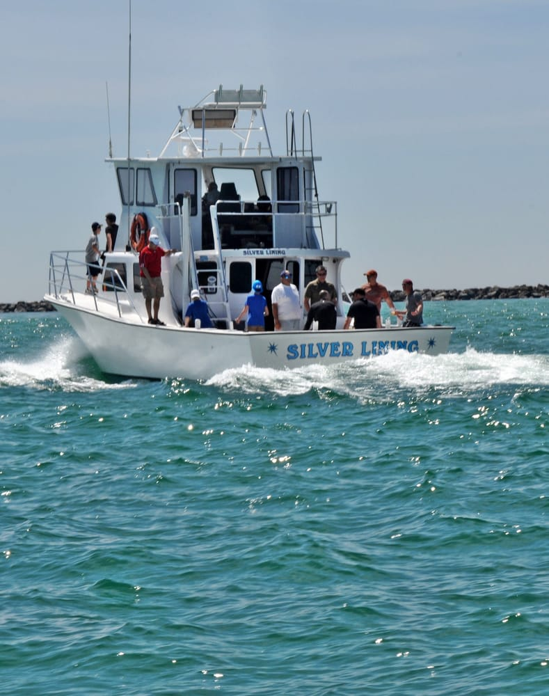 Silver lining fishing charter in destin florida yelp for Fishing in destin fl