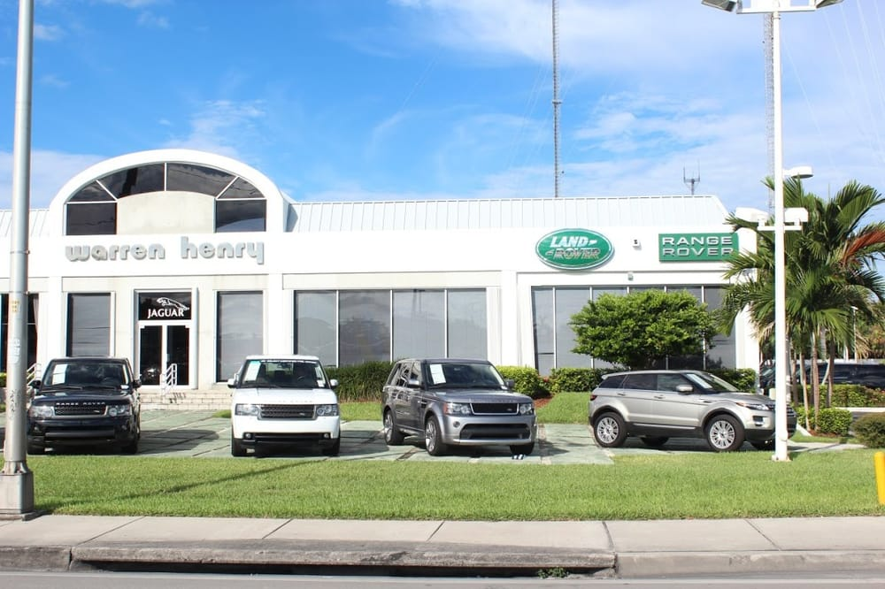 Land Rover North Dade Servicing The Greater Miami Area Aventura Miami Beach South Beach And
