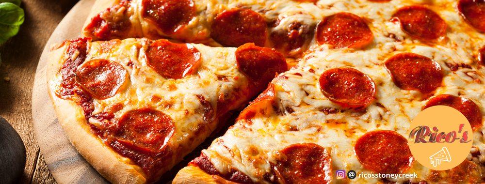 Rico's Pizza and Subs: 2209 Hwy 91, Elizabethton, TN