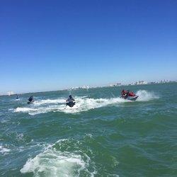 Photo Of Miami Beach Downtown Water Sports Fl United States