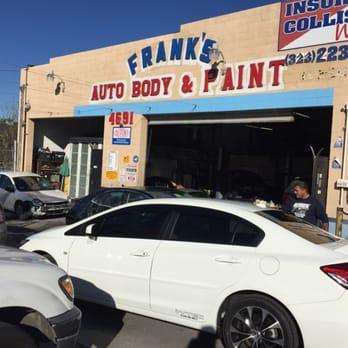 Franks Body Shop >> Frank S Auto Body Paint 18 Photos 23 Reviews Body Shops