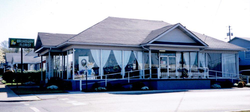 Broadway Flower Shop: 900 E Broadway St, Lenoir City, TN