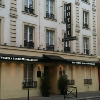 H tel best western sevres montparnasse h tels 153 rue for Ideal hotel montparnasse