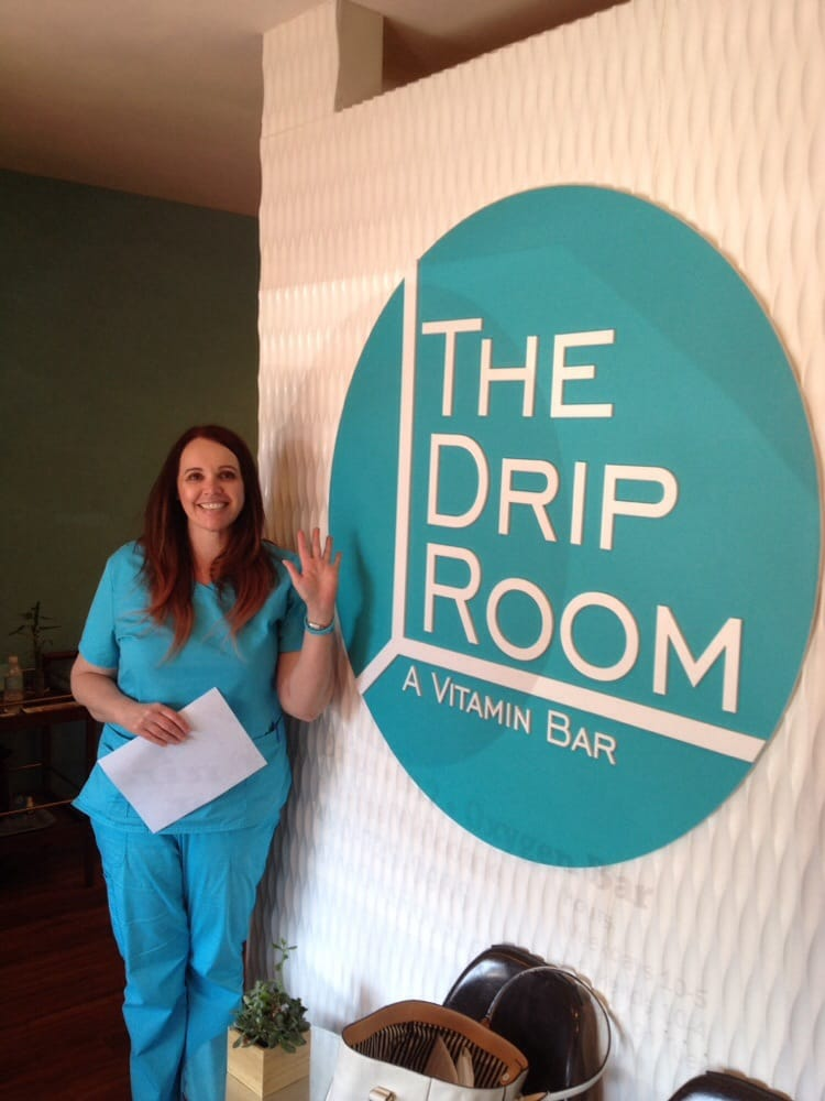 Shirley - The Queen of all that is GOOD at the drip room! - Yelp