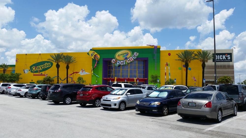 Crayola Experience: 8001 S Orange Blossom Trl, Orlando, FL