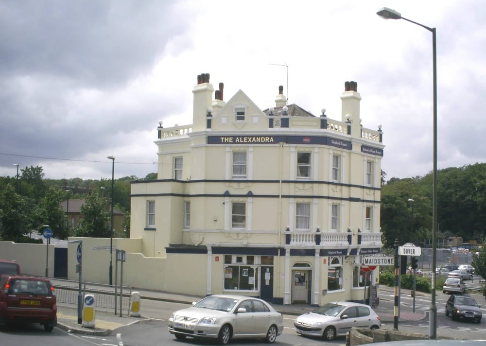 The Alexandra Pubs Railway Street Chatham Medway Yelp