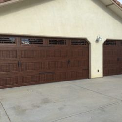 Photo Of Bradu0027s Overhead Doors   Paso Robles, CA, United States. Double And