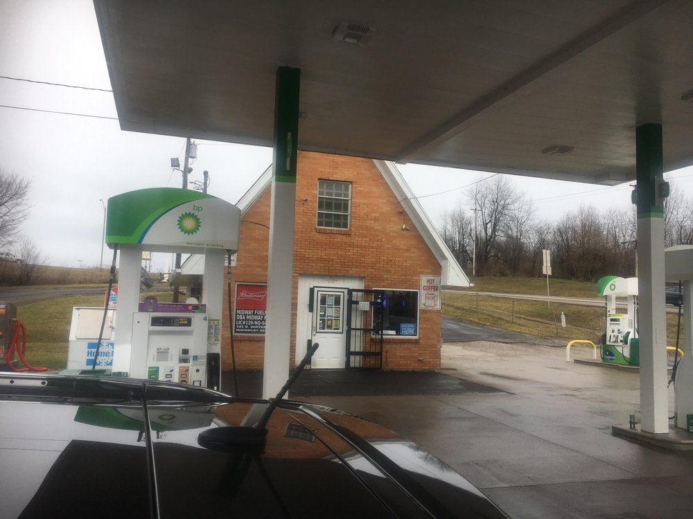 BP: 502 North Winter St, Midway, KY