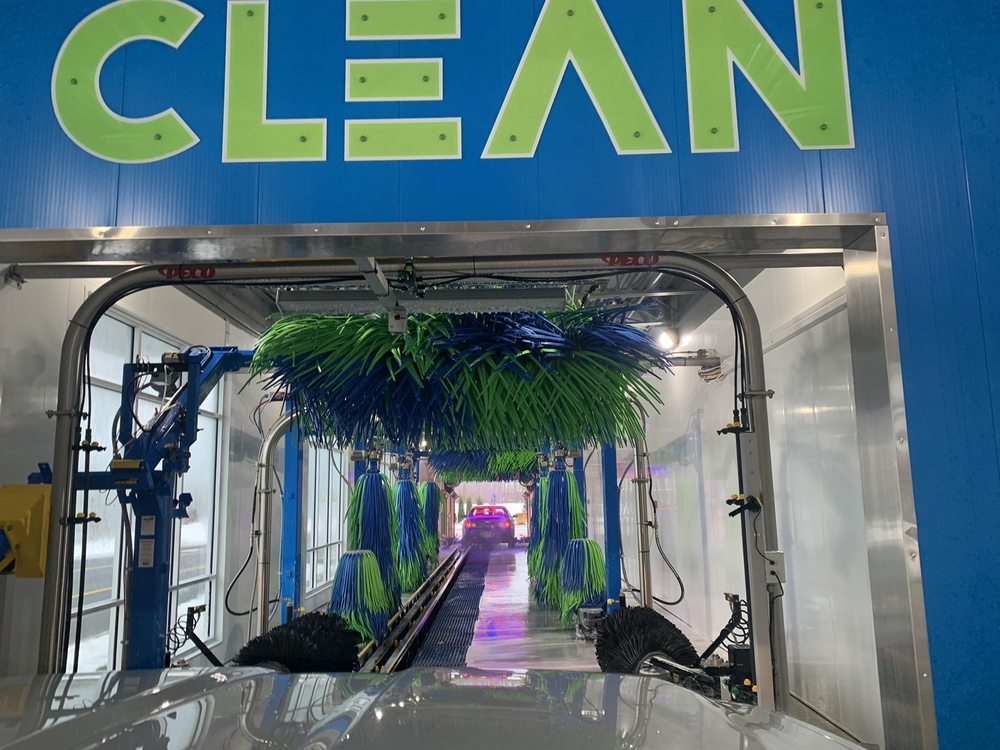 Clean Express Auto Wash