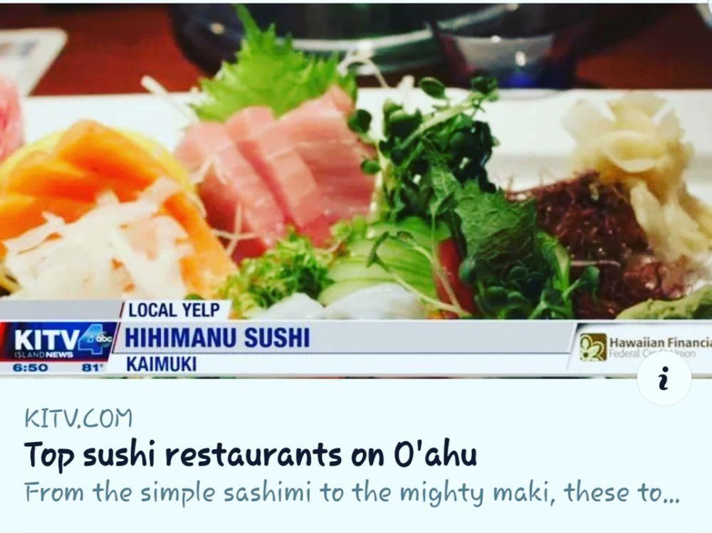Hihimanu Sushi