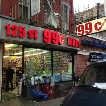 Photo Of 125th St 99 Cent Mart